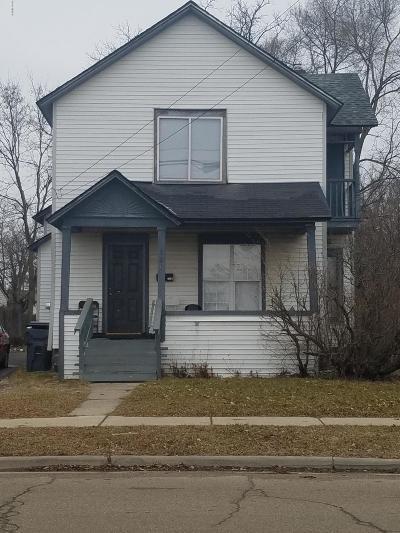 Kalamazoo Single Family Home For Sale: 721 E Vine Street