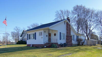 Berrien County Single Family Home For Sale: 504 Rynearson Street