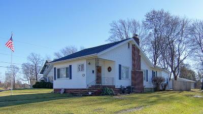 Buchanan Single Family Home Active Backup: 504 Rynearson Street