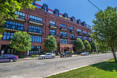 Grand Rapids Condo/Townhouse For Sale: 600 Broadway Avenue NW #603