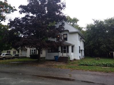 Kalamazoo Single Family Home For Sale: 624 Fenimore Avenue