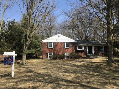 Kalamazoo Single Family Home For Sale: 2201 Sycamore Lane