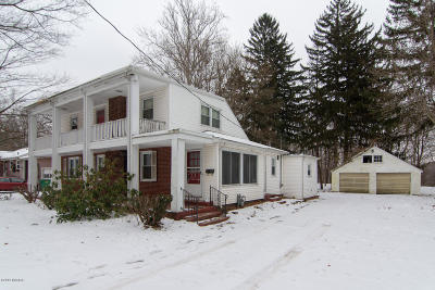 Niles Single Family Home For Sale: 601 S St Joseph Avenue