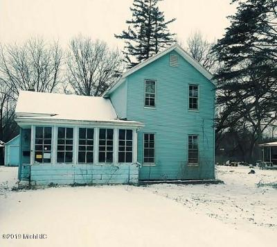 Bangor Single Family Home For Sale: 524 Division Street