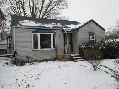 Berrien County Single Family Home For Sale: 317 Sylvan Avenue