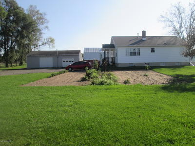 Sturgis Single Family Home For Sale: 26701 Perrin Road