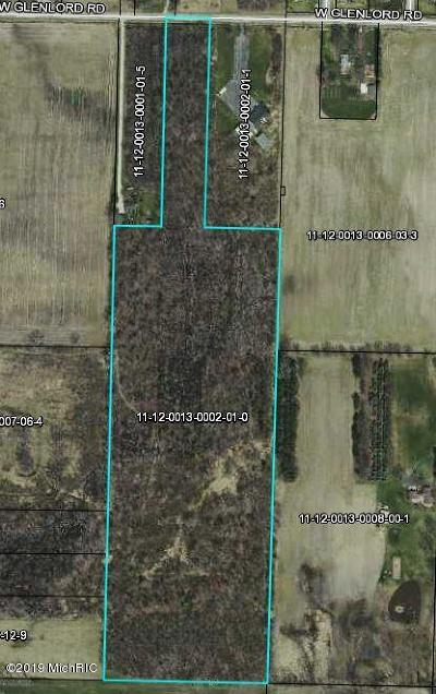 St. Joseph Residential Lots & Land For Sale: W Glenlord Road
