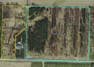 St. Joseph Residential Lots & Land For Sale: E Marquette Woods Road