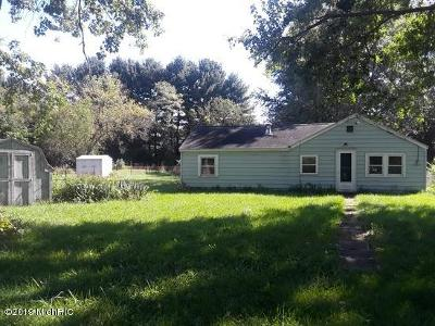 Kalamazoo Single Family Home For Sale: 6132 N 20th Street