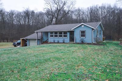 Single Family Home For Sale: 2287 Lyle Road