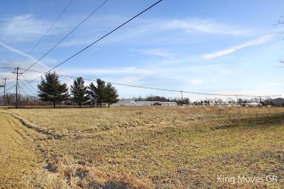Hudsonville Residential Lots & Land For Sale: Van Buren Street