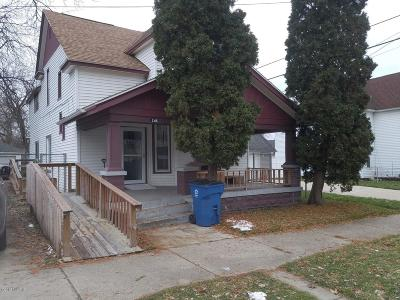 Single Family Home For Sale: 246 Powell Street SE