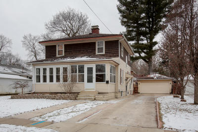 Plainwell Single Family Home For Sale: 114 Jersey Street