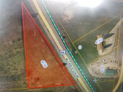 Jonesville Residential Lots & Land For Sale: 4134 W Carleton Road