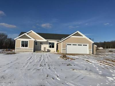 Ottawa County, Kent County Single Family Home For Sale: Lot 37 NW Ridge Water Drive NE