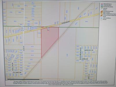 Berrien County, Branch County, Calhoun County, Cass County, Hillsdale County, Jackson County, Kalamazoo County, Van Buren County, St. Joseph County Residential Lots & Land For Sale: Red Arrow Highway
