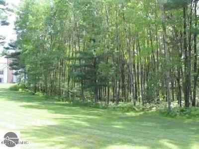 Wexford County Residential Lots & Land For Sale: White Pine Drive #lot 63