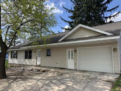 Lake City Single Family Home For Sale: 110 W Mitchell