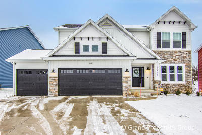 Portage Single Family Home For Sale: 5911 Copperleaf Trail
