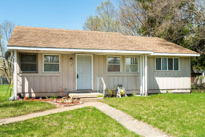 Benton Harbor Single Family Home For Sale: 1160 Beverly Court