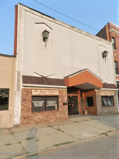 Berrien County Commercial For Sale: 136 Pipestone Street