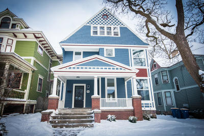 Grand Rapids Single Family Home For Sale: 252 Union Avenue SE