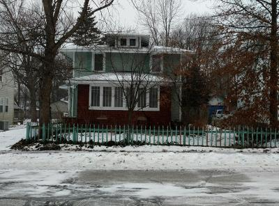 Sturgis Single Family Home For Sale: 309 S Fourth Street