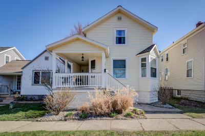 Grand Haven MI Single Family Home For Sale: $232,000