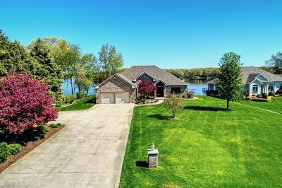 Sturgis Single Family Home For Sale: 24496 Butternut Drive