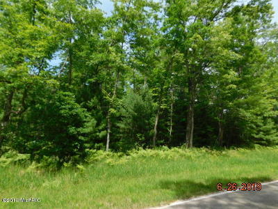 Mason County Residential Lots & Land For Sale: 1508 E Hoague Road