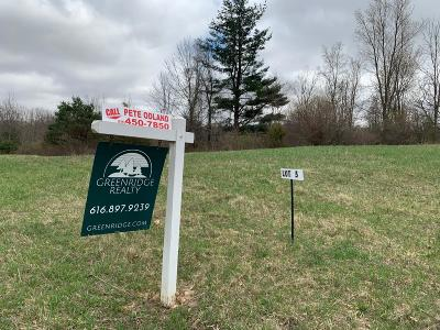 Ionia County Residential Lots & Land For Sale: Lot 5 Odland Way