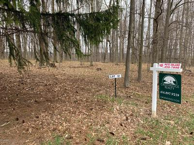 Ionia County Residential Lots & Land For Sale: Hjermstad Drive #Lot 12