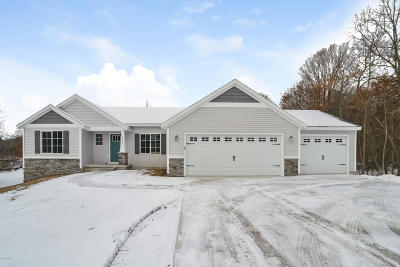Middleville Single Family Home For Sale: Lot 45 Springview-B Court