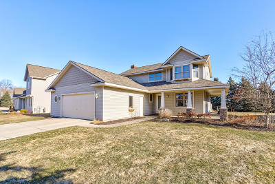 Zeeland Single Family Home For Sale: 10541 Hunters Creek Drive