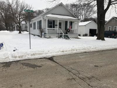 Ludington Single Family Home For Sale: 501 Adams Street Street