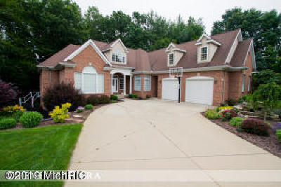 Belmont Single Family Home For Sale: 5958 Back Forty Drive NE