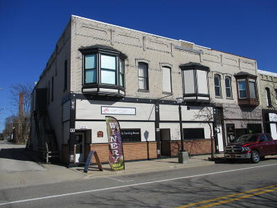 Ludington Commercial For Sale: 215 S James Street