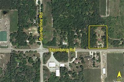 Clinton County, Gratiot County, Isabella County, Kent County, Mecosta County, Montcalm County, Muskegon County, Newaygo County, Oceana County, Ottawa County, Ionia County, Ingham County, Eaton County, Barry County, Allegan County Residential Lots & Land For Sale: 2140 E Sternberg Road