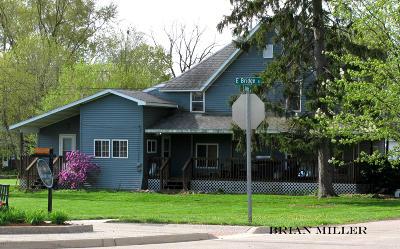 Lyons Single Family Home For Sale: 122 John Street
