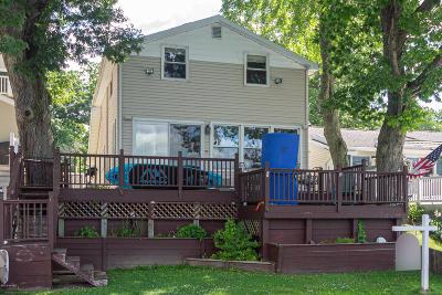 St. Joseph County Single Family Home For Sale: 27220 Oak Drive