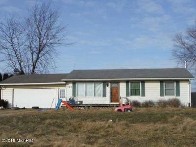 Shelby Single Family Home For Auction: 725 122 Nd Avenue