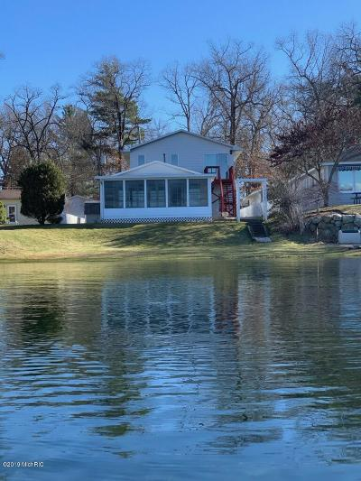 Muskegon County Single Family Home For Sale: 2282 Johnston Road