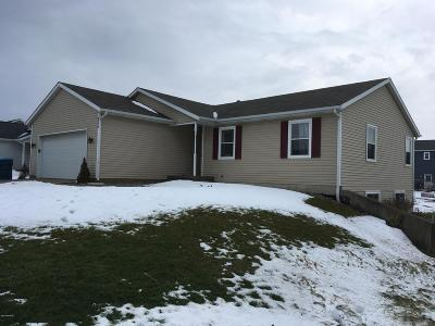 Caledonia Single Family Home For Sale: 8630 Pasture SE