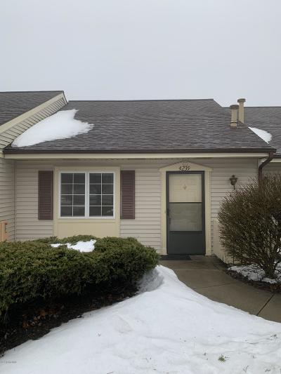 Condo/Townhouse For Sale: 4239 Eastcastle Court SE #17