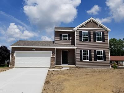 Single Family Home For Sale: 3495 Hidden Cove Lane