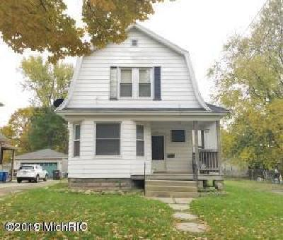 Kalamazoo Multi Family Home For Sale: 602 Egleston