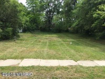 Ionia County Residential Lots & Land For Sale: 615 Harrison Street