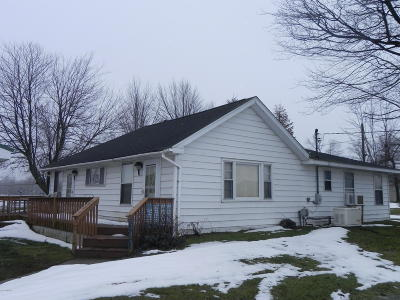 Paw Paw Single Family Home For Sale: 41737 N Park Street