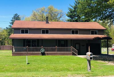 Muskegon Single Family Home For Sale: 1210 W McMillan Road