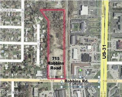Ottawa County Residential Lots & Land For Sale: 715 Robbins Road